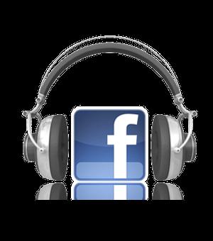 Facebook wchodzi w audio